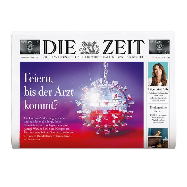 DIE ZEIT 43/2020