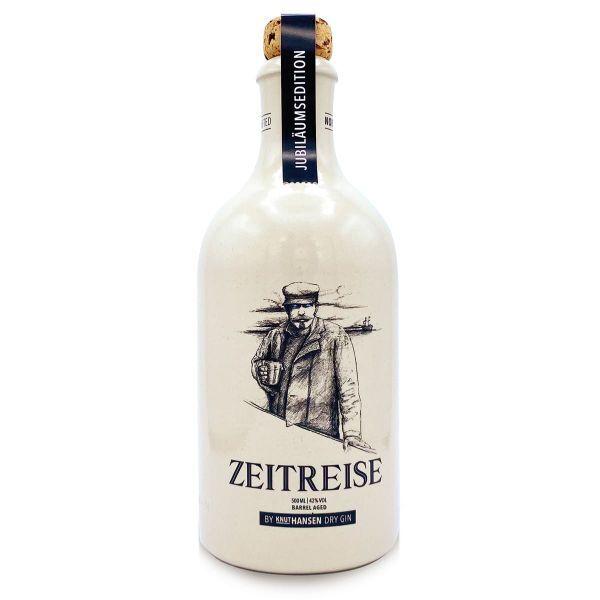 ZEIT-Jubiläumsedition »Knut Hansen Dry Gin«
