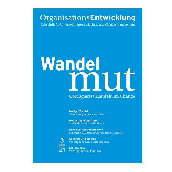 OrganisationsEntwicklung 03/2021: Wandelmut