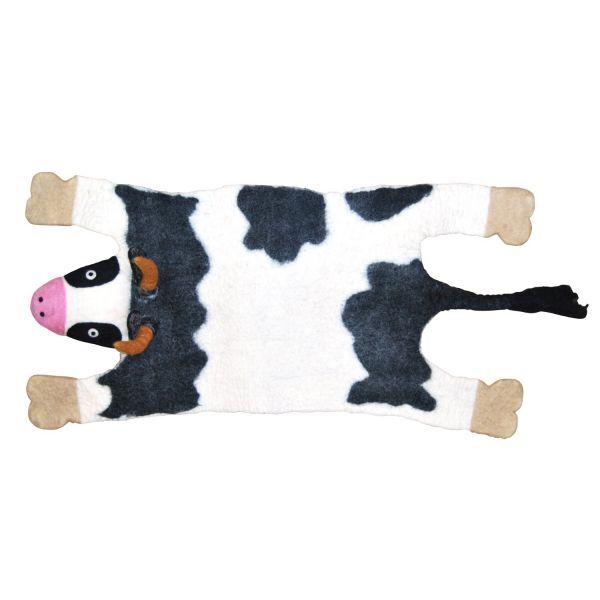 Kinderteppich »Kuh«