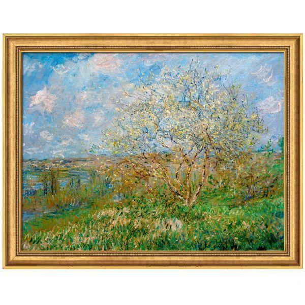 Monet, Claude: »Der Frühling«, 1880/82