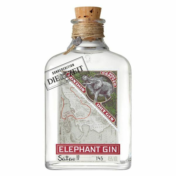 ZEIT-Sonderedition »Elephant Gin«