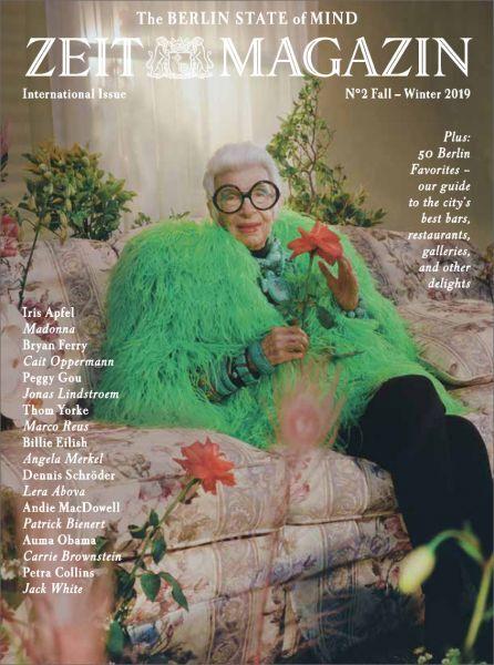 ZEITmagazin International 2/19