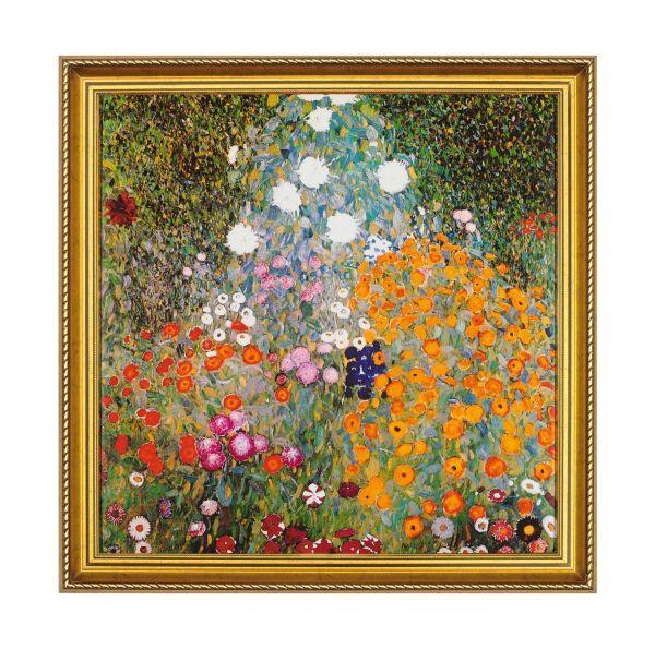 Klimt, Gustav: »Blumengarten«, 1905