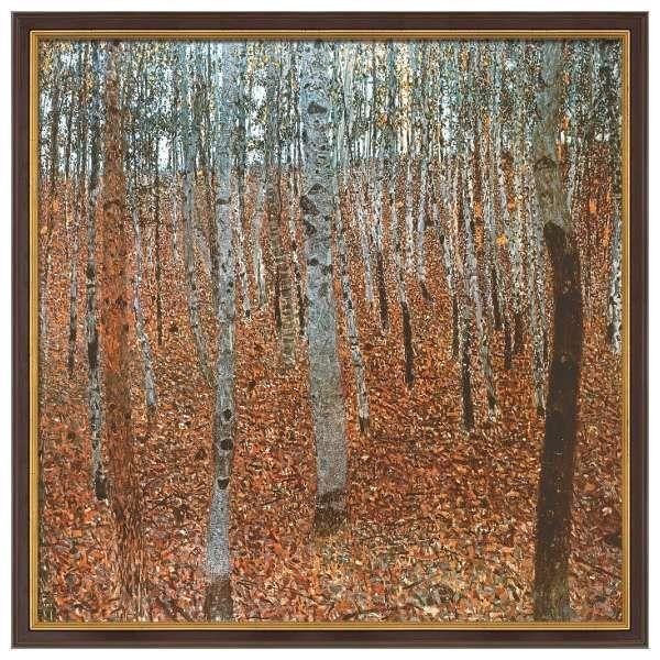 Klimt, Gustav: »Birkenwald I«, 1902
