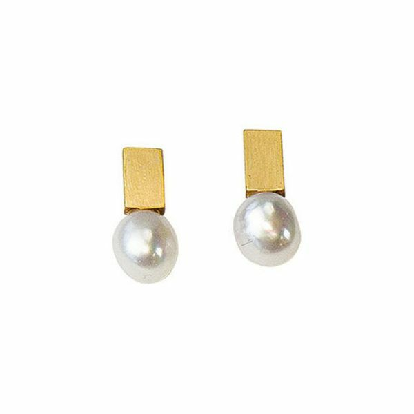 Ohrstecker »Mother of pearl«