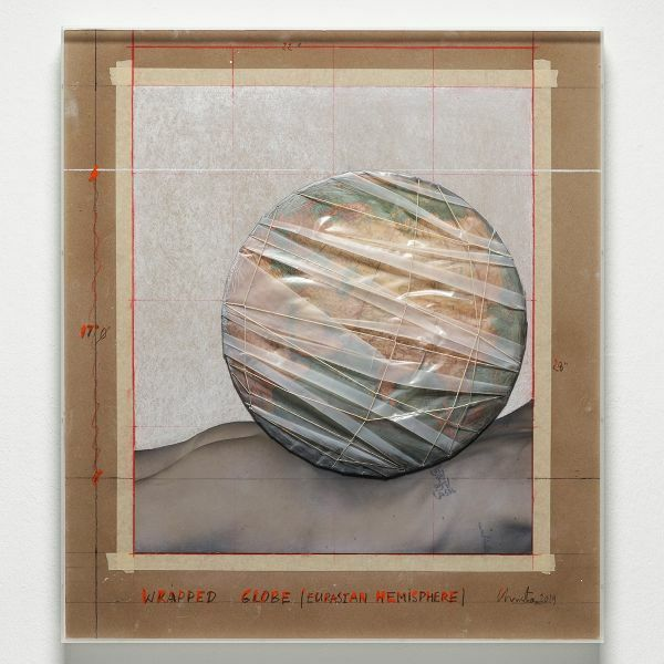 Christo »Wrapped Globe« ZEIT-Sonderedition