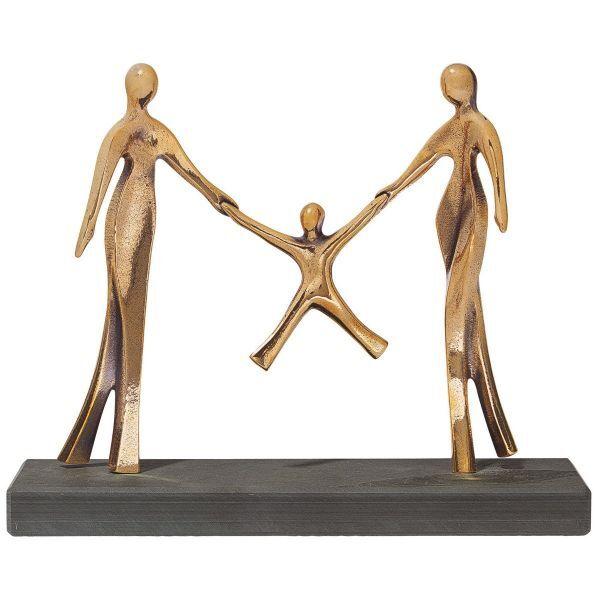 Esposto, Bernardo: Skulptur »Glückliche Familie«