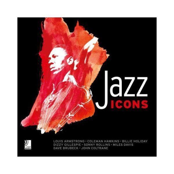 »Jazz Icons« Buch mit 8 CDs