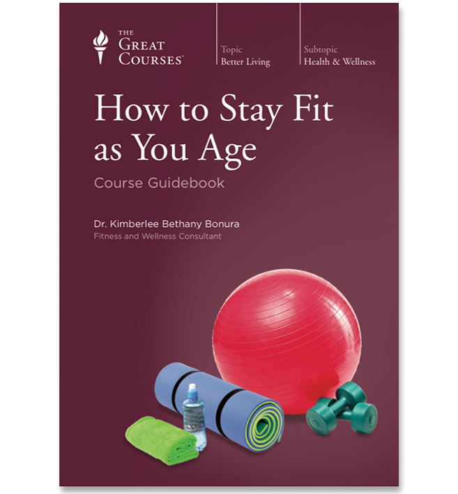 Leseprobe »How to Stay Fit as You Age«