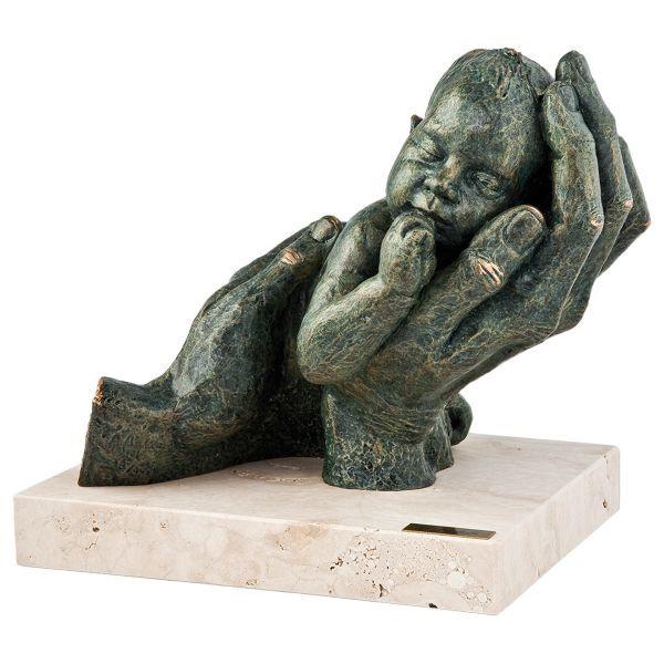 Anglada, Angeles: Skulptur »Erste Träume«
