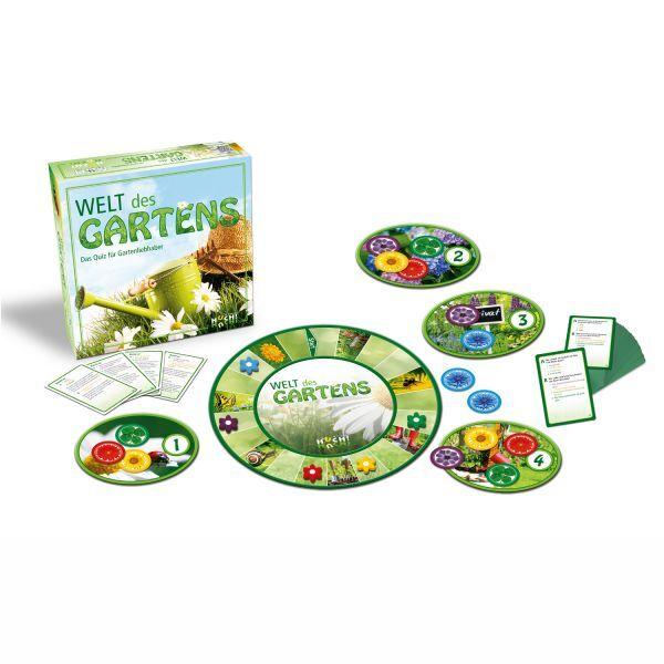 Spiel »Welt des Gartens«