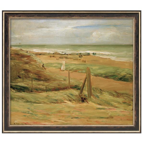 Liebermann, Max: »Dünenpromenade «, 1908