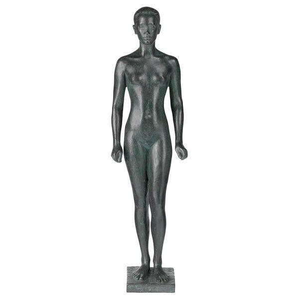 Georg Kolbe: Skulptur »Malaiin«, 1916