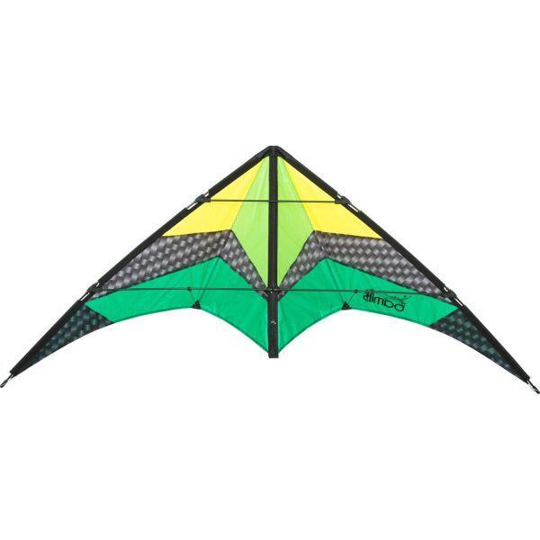 Kinder-Lenkdrache »Limbo II Emerald«