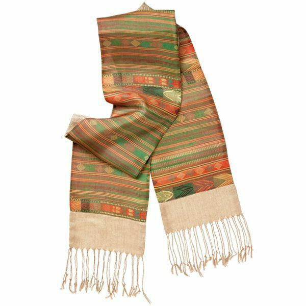 Pashmina-Schal »Colors of Africa«
