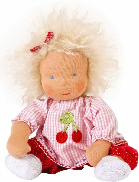 Waldorf-Puppe »Baby Mia«