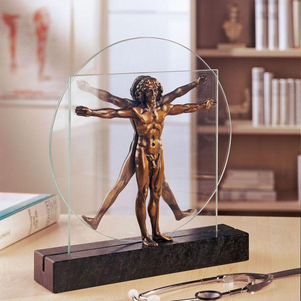 da Vinci, Leonardo: »Schema delle Proporzioni«