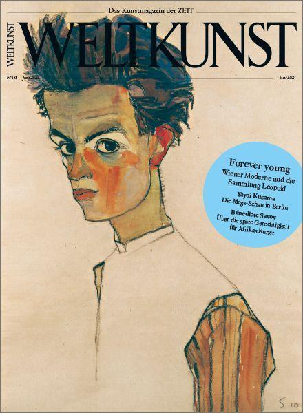WELTKUNST 185/21 Wiener Moderne und die Sammlung Leopold