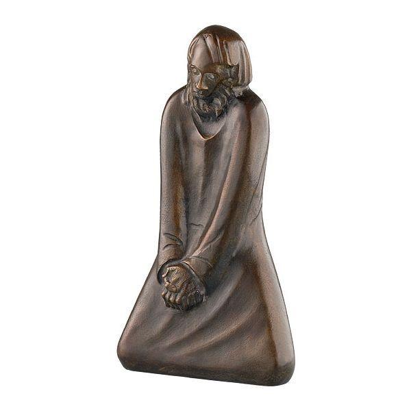 Barlach, Ernst: »Der Zweifler« (1931), Bronze