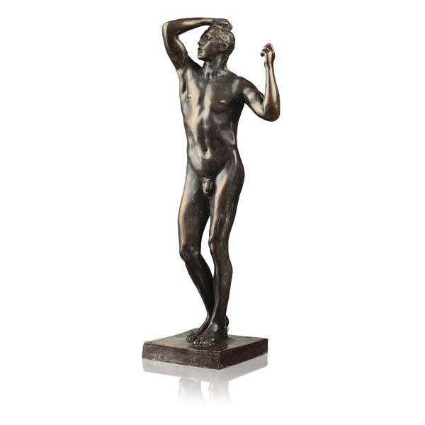 Rodin, Auguste: »Das eherne Zeitalter«, 1876
