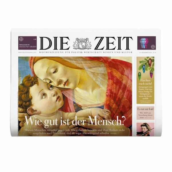 DIE ZEIT 54/2020