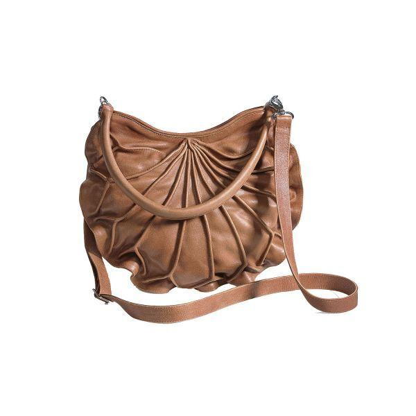 Handtasche »Lotus« von Linde Van der Poel