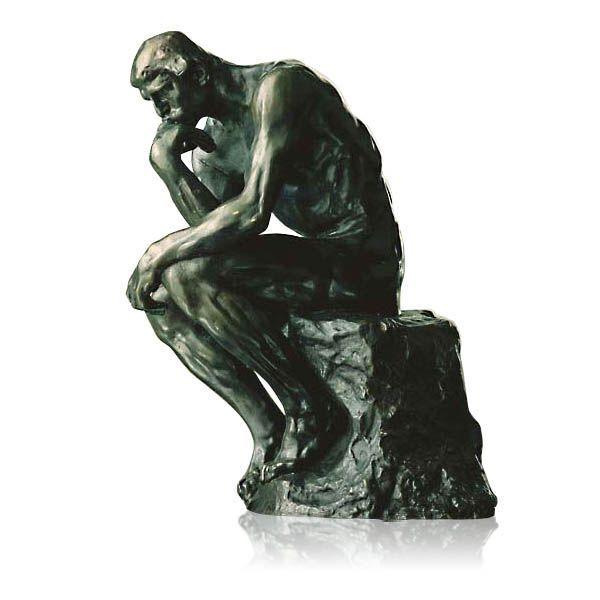 Rodin, Auguste: »Der Denker«, 1880