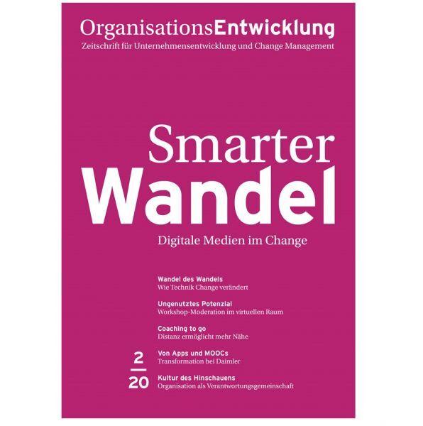 OrganisationsEntwicklung 02/2020: Smarter Wandel