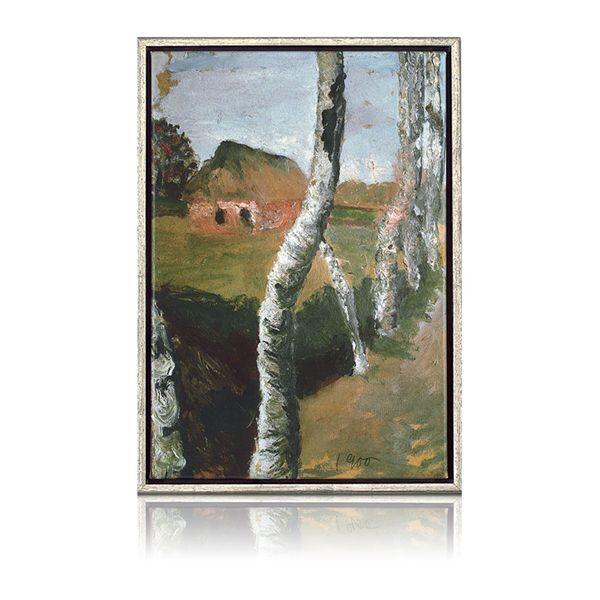 Modersohn-Becker, Paula: »Birkenweg«, 1900