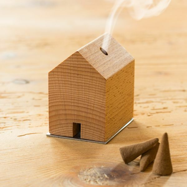 Räuchermännchen »Rauchhaus«