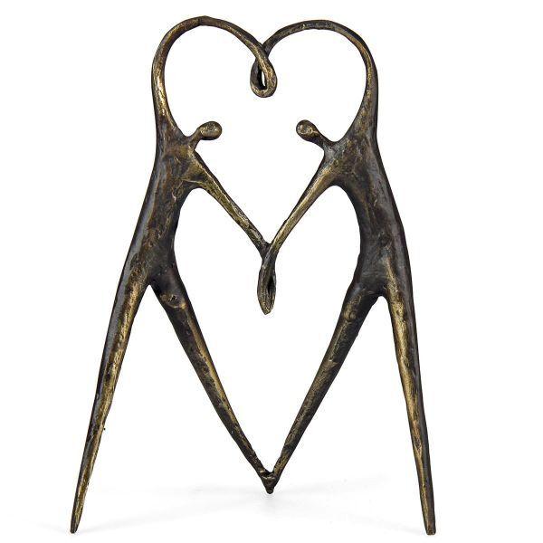 Gerard: Skulptur »Herzensangelegenheit«