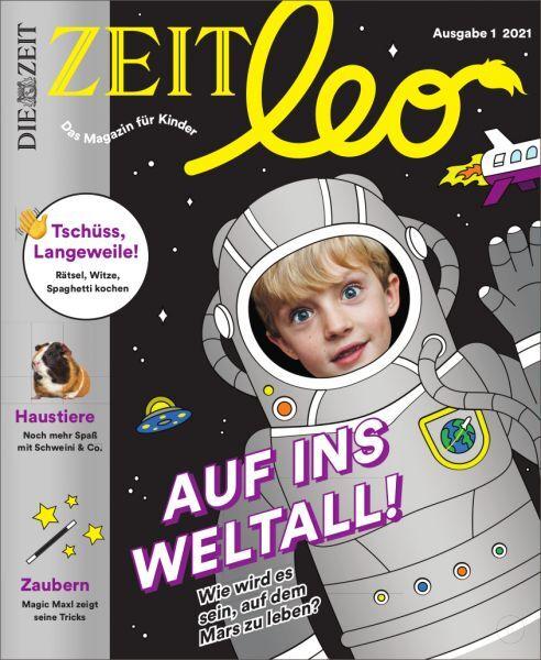 ZEIT LEO 1/21 Auf ins Weltall!