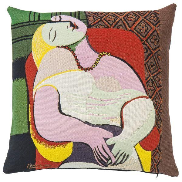 Kissen »Le Rêve - Der Traum« nach Picasso