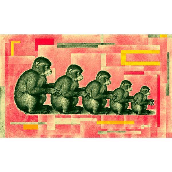 ZEIT-Sonderedition »Monkey Family«