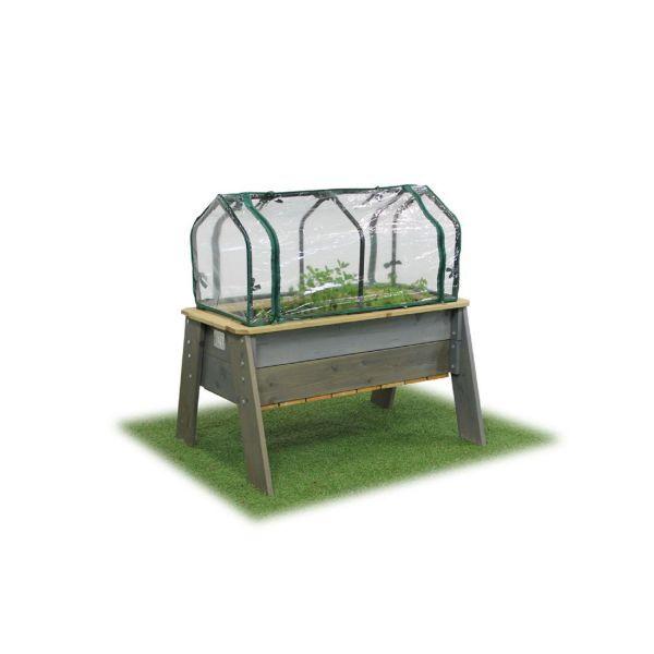 abdeckung f r hochbeet spielspa garten balkon sortiment die zeit shop besondere. Black Bedroom Furniture Sets. Home Design Ideas