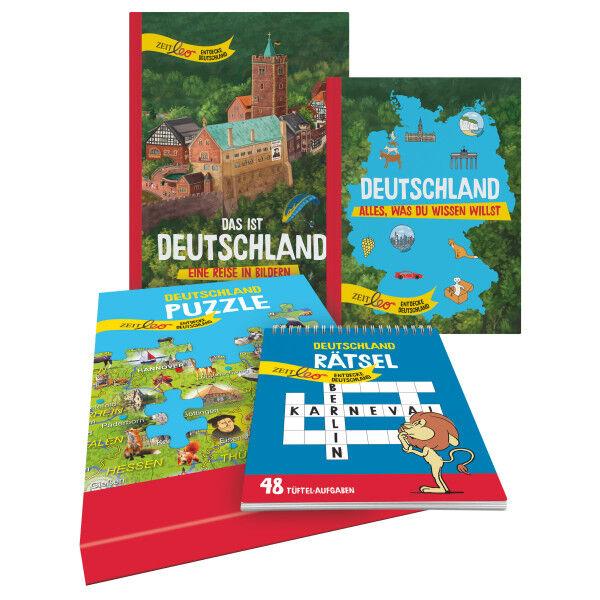 ZEIT LEO-Edition »Entdecke Deutschland«