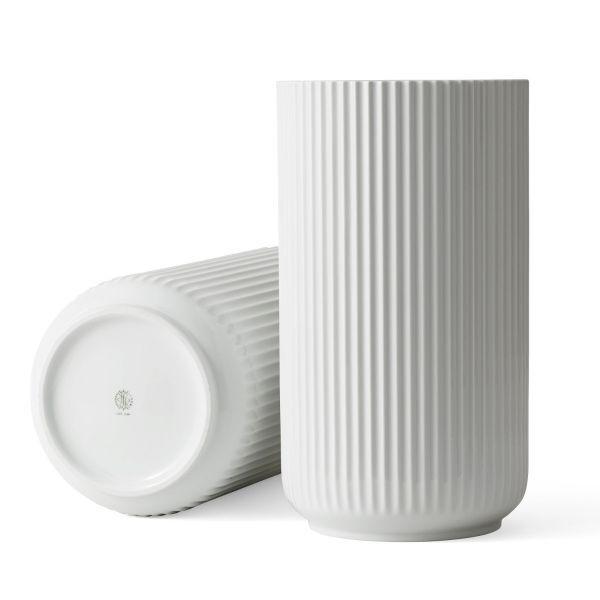 Vase »Lyngby«, weiß