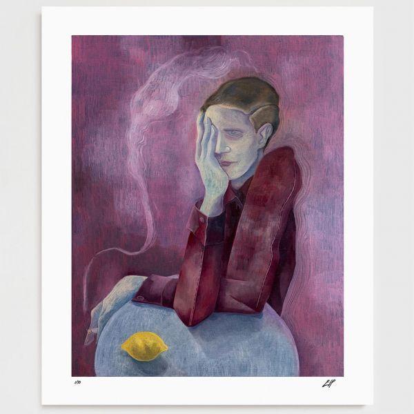 Pade, Eva Helene: »A Story to be told #21«, 2021