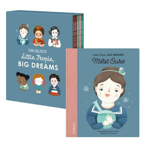 ZEIT-Edition »Little People, Big Dreams«