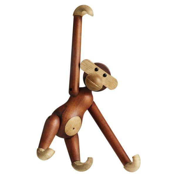 Holzfigur »Affe« von Kay Bojesen