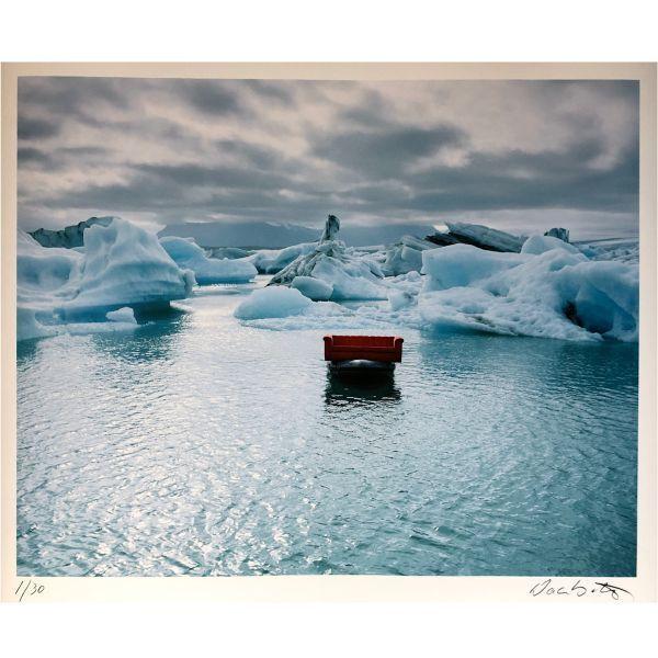 Wackerbarth: »Gletscherlagune 2003«