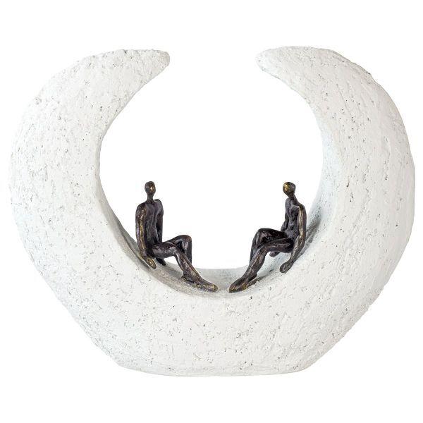 Gerard: Skulptur »Zweisamkeit«