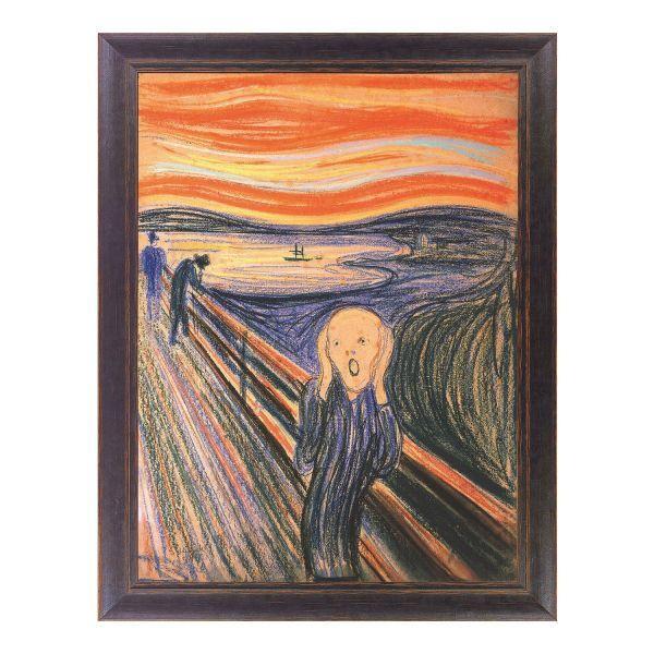 Munch, Edvard: »Der Schrei«, 1895