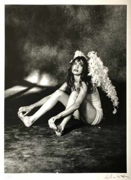 Wackerbarth: »Der Gefallene Engel 1990«