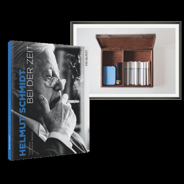 ZEIT-Edition »Helmut Schmidt bei der ZEIT«