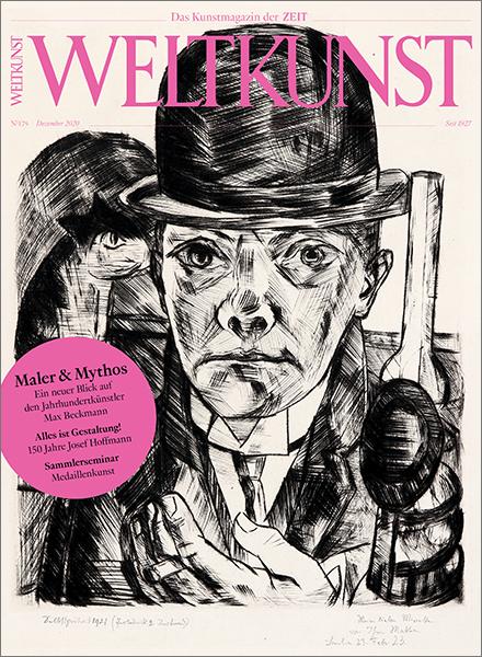 WELTKUNST 179/20 Max Beckmann: Maler & Mythos