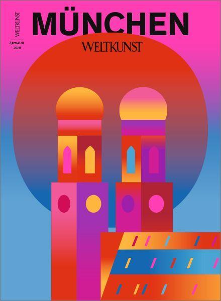 WELTKUNST 177/20: Sonderheft München