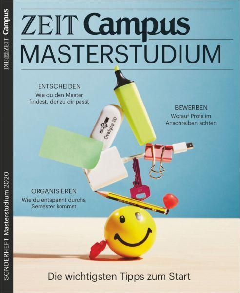 ZEIT CAMPUS Ratgeber Masterstudium 2020