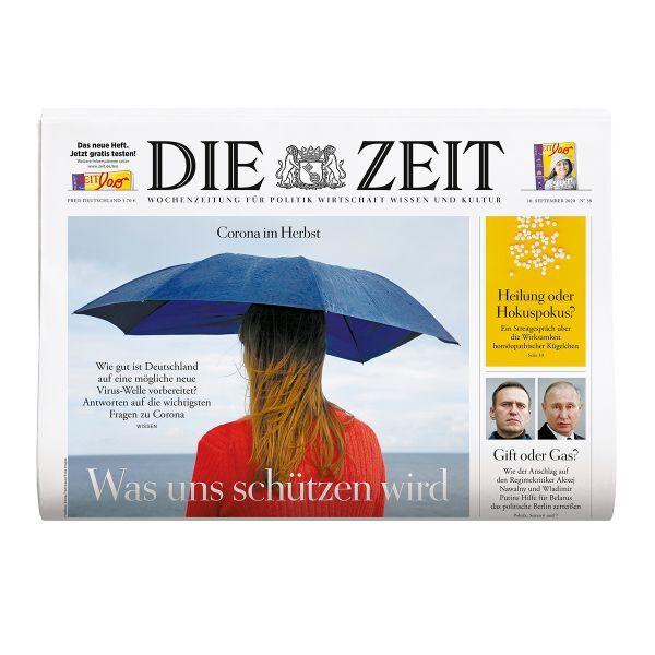 DIE ZEIT 38/2020